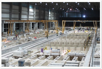 EMAL aluminum smelter project